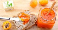 Receta de Mermelada de albaricoque Jam Recipes, Other Recipes, Sweet Recipes, Recipies, Köstliche Desserts, Delicious Desserts, Yummy Food, Salsa Dulce, Diet Pills That Work