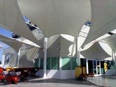 Award of Excellence in Shade Sails: DASSA