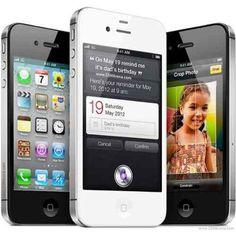 iPhone 4 com 16GB - Original e desbloqueado - Nas cores Preto / Branco