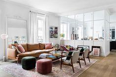 Sézane's Morgane Sézalory Shares Her French Girl Decor Tips - Vogue Parisian Apartment Decor, Decor, French Style Decor, Home, French Interior, Interior, Girl Decor, Parisian Apartment, Parisian Interior