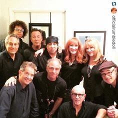 Bruce Springsteen and the E Street Band. Love them!