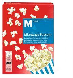 M-Classic microwave Popcorn