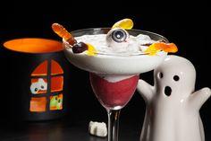 Yogurt especial para Halloween