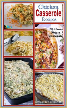 Check out the newest post (Easy Chicken Casserole Recipes) on 3 Boys and a Dog at http://3boysandadog.com/easy-chicken-casserole-recipes/?Easy+Chicken+Casserole+Recipes