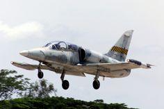 Royal Thai Air Force L-39 Albatros trainer. Thailand has chosen the Pilatus PC69M to replace it's ageing fleet of Albatros & Northrop F-5Fs.