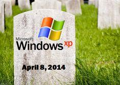 Windows XP Support – Gone April 8, 2014