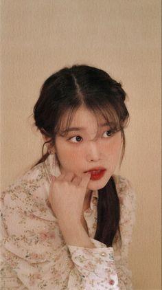Aesthetic Girl, Kpop Aesthetic, Korean Celebrities, Celebs, Iu Hair, Creative Photoshoot Ideas, Idole, Beautiful Girl Image, Korean Actresses