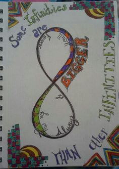 the fault in our stars doodle, mixed in with my own personal touch :)
