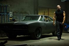 Fast and Furious Cars 1970 Dodge Charger RT