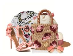 """It's already Summer outside"" by cinderella-slipper ❤ liked on Polyvore featuring Aranáz"