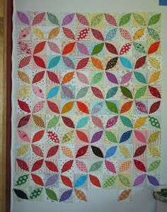 crazy mom quilts: thoughts on applique from a beginner