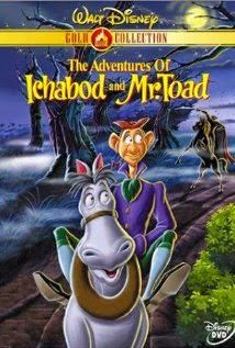 Mr. Toad's Wild Ride movie night