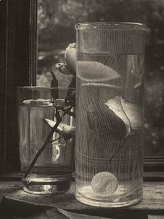 Josef Sudek (b. March 17, 1896, Kolin, Bohemia – d. September 15, 1976) was a Czech photographer, best known for his haunting night-scapes of Prague. Originally a bookbinder, Sudek was badly injured during action by the Hungarian Army on the Italian Front of World War I in 1916. Although he had no experience with photography and was one-handed due to his amputation, he was given a camera and studied photography for two years in Prague under Jaromir Funke. His Army disability pension gave…