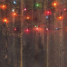 Christmas Light Planks Photo Backdrop – PepperLu