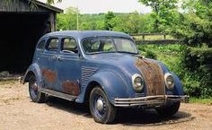 DeSoto Airflow 1934