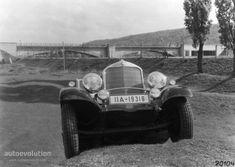 MERCEDES BENZ G4 (W31) (1934 - 1939)