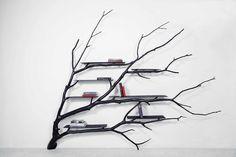 "Inspirationfeed.com on Twitter: ""Shelf Tree by Sebastian Errazuriz. https://t.co/vRBZHn02a7"""