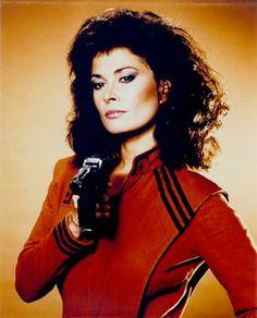 40 donne per cui perdere la testa al cinema e in TV - Diana - Visitor (Serie TV, 1983-1985)