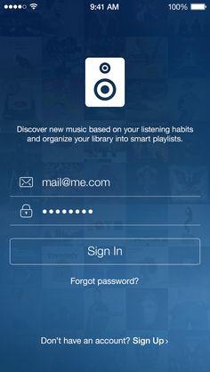Albums_login Web Design, Login Page Design, App Ui Design, Form Design, Mobile Login, App Login, Mobile Responsive, Iphone App Design, App Design Inspiration
