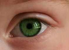 Incredible Green Eye