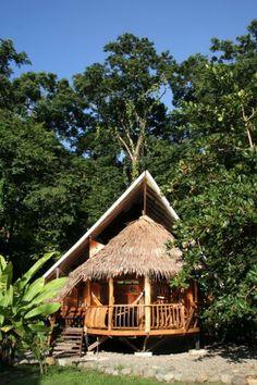 Beautiful cabina at Gandoca Manzanillo, Limon