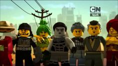 Ninjago Tribute - Fall out boy - Immortals - YouTube