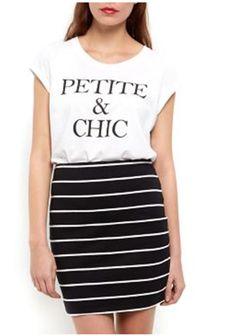 'Petite + Chic'