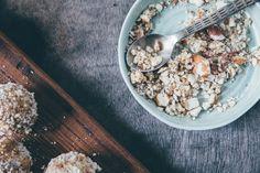 Mandlovo-marhuľové guľky so pšenom | JEDZ A MILUJ
