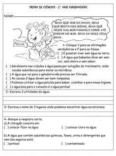 Atividades Infantis: PROVAS TESTES AVALIAÇÕES 3° ANO ATIVIDADES PARA IMPRIMIR…