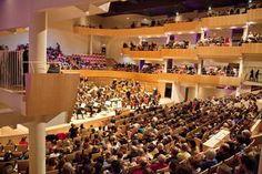 L'auditorium de l'Opéra national de Bordeaux. © Opera-National-de-Bordeaux