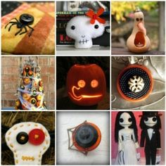 cool vintage halloween decorations