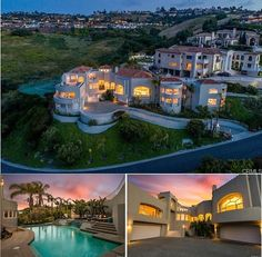 702 Via La Cuesta, Palos Verdes Estates 90274 in PV Hills is a gated property and has a panoramic Queen's Necklace view that ranges from Santa Monica, Downtown LA to the PV golf course. Every room expresses a balance of both comfort and design.