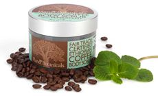 Fair Trade Ethiopian Coffee Body Scrub with Peppermint and Chamomile ... a journey to Africa ...