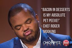 Roger Mooking - Chopped Canada Judge