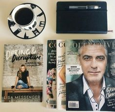Collective Hub… and George Clooney ;)