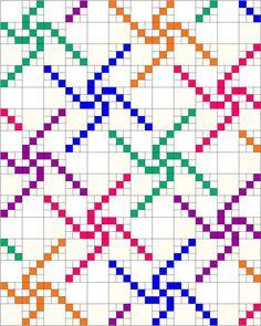 Whirligig Quilt Pattern #102 PDF