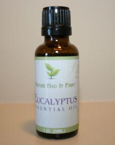 Wildcrafted Eucalyptus Oil
