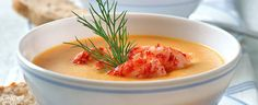 DAGENS RETT: Mandagen blir lunere med denne fargeglade og krydret suppen - Aperitif.no
