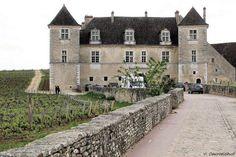 ✅ Château du Clos de Vougeot (21)