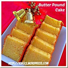 Back To Basics–Modified Traditional Butter Pound Cake - Guai Shu Shu Pound Cake Recipes, Pound Cakes, Butter Pound Cake, Whole Food Recipes, Cooking Recipes, Clarified Butter Ghee, Home Bakery, Biscuit Cake, Traditional Cakes