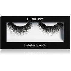 Inglot Cosmetics Eyelashes Sampler Set ($43) ❤ liked on Polyvore featuring beauty products, makeup, eye makeup, false eyelashes, beauty, fillers, cosmetics, accessories and inglot