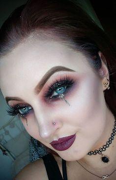 50 Pretty Halloween Makeup Ideas You'llLove | Halloween 2016 beauty looks for women