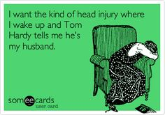I created another ecard to express how I feel about Tom.