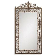 Check out the Uttermost 12764 Varese Mirror priced at $807.40 at Homeclick.com.
