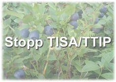 Stopp #TISA og #TTIP #UNDERSKRIFTSKAMPANJE #PETITION