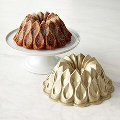 $36..Nordic Ware 70th Anniversary Crown Bundt® Pan  williams-sonoma.com