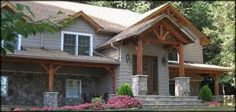 Image result for how to updates a 1970 homes exterior split level