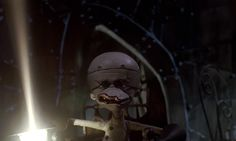 Dr. Finkelstein The Nightmare Before Christmas 1993