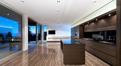 Beautiful elegant yet modern interiors at the Palmerston Residence by Mehran Mansouri Architecture
