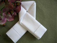 servietten falten - ideen mit servieten